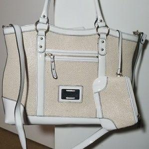 b07d84a8d4c5 Women s Maxx New York Signature Handbags on Poshmark
